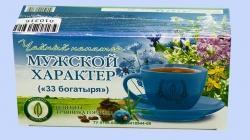 "Чайный напиток ""Мужской характер (""33 богатыря"")"