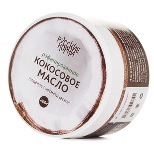 Масло кокосовое рафинированное