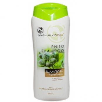 Фито-шампунь «Хмелевой» для нормальных волос, 400 мл.