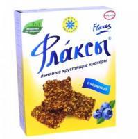 Флаксы льняные С ЧЕРНИКОЙ 150 г